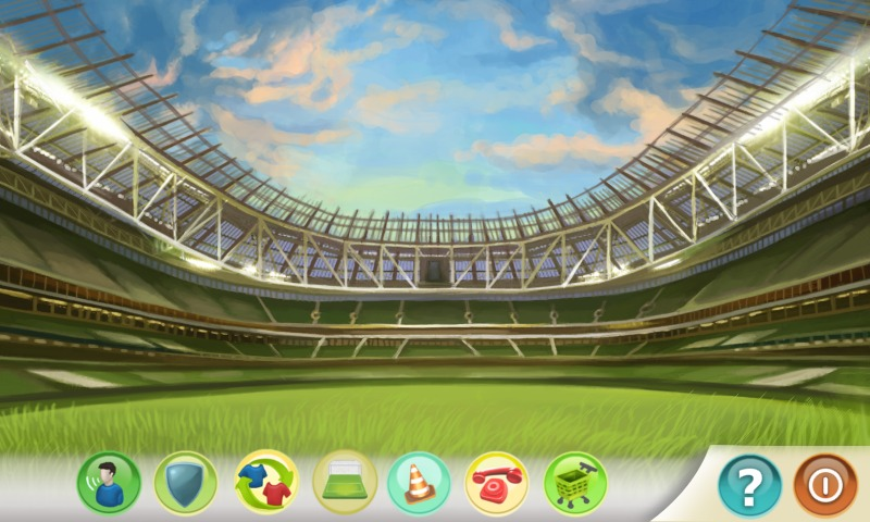 Soccer manager game online